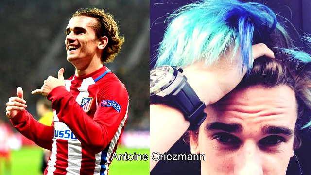 Radical Сhange of Hairstyles from Football Players ● HD