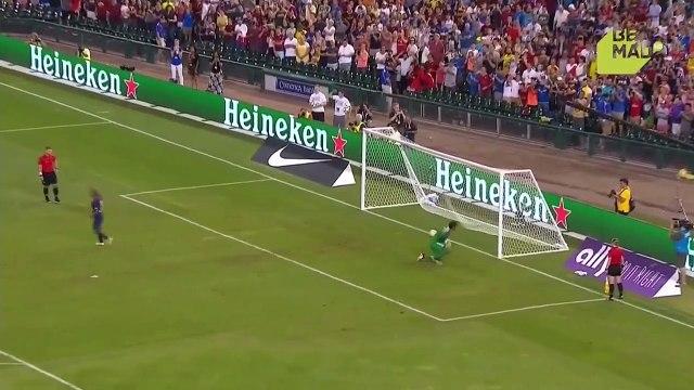Roma vs PSG 3-5 Full Penalty Shootout HD 20_07_2017