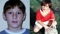 20 FAMOUS FOOTBALLERS WHEN THEY WERE KIDS! _ How Many Can You Guess