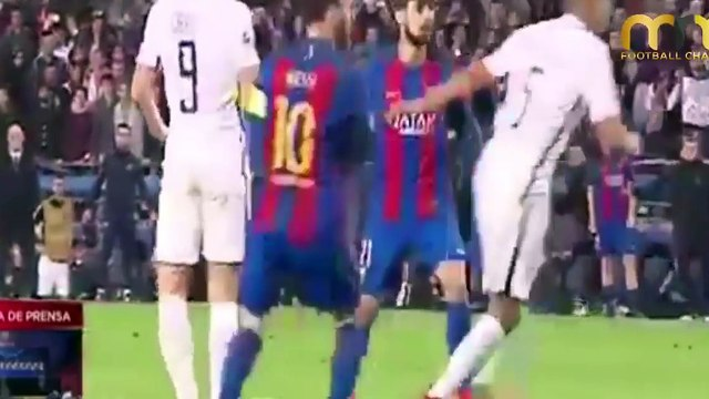 Crazy Reaction to Barcelona vs PSG 6-1 . This is Football
