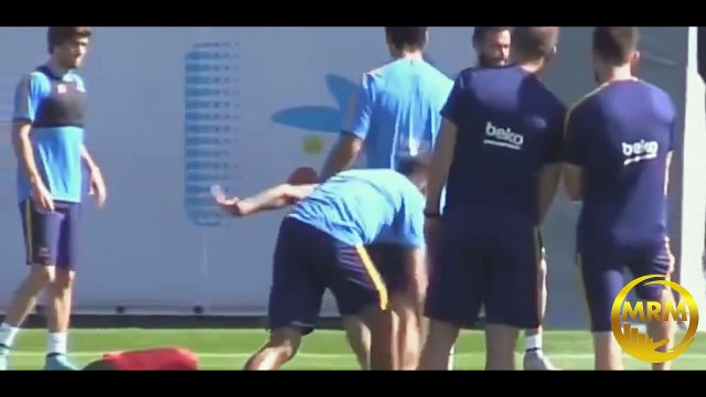 Neymar and Suarez craziest fight's with each other