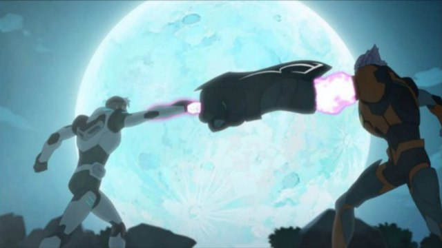 Watch Voltron: Legendary Defender Season 3 Episode 6 : Tailing a Comet Online Full Series