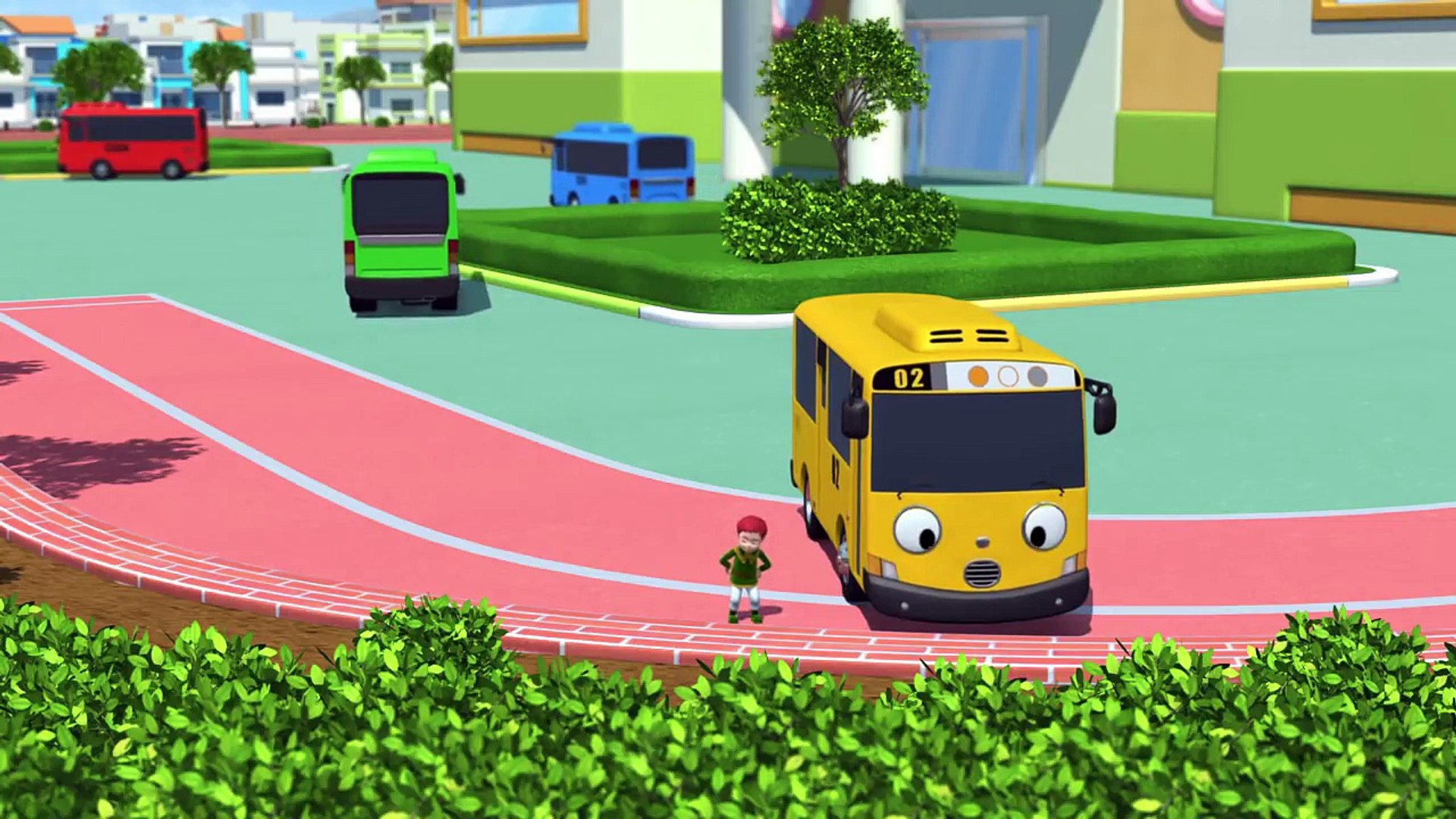 Tayo S4 #15 l Asura the little wizard l Tayo the Little Bus l Season 4  Episode 15 - video Dailymotion