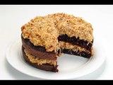 Receta de Pastel Alemán de chocolate / Pastel de chocolate receta