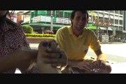Thai Medical Foot Massage - Right Foot - Ayutthaya, Thailand