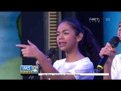 Performance Lyodra feat Olivola Stop Bully IMS