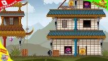 Niños para juegos de dibujos animados educativos