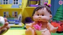 Куклы Пупсики Тайная Жизнь Домашних Животных Маски Лепим из пластилина Плей До Аквагрим