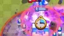 Clash Royale Funny Moments Part 30 - Clash LOL Funny Montages, Glitches, Trolls