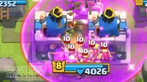 Clash Royale Funny Moments Part 24 - Clash LOL Funny Montages, Glitches, Trolls