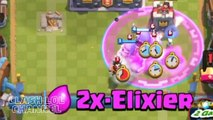 Clash Royale Funny Moments  Part 16  Clash LOL Funny Montages, Glitches, Trolls