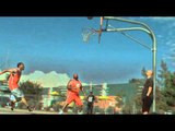 Streetball In 3D - Hollywizzle & Young Hollywood Dunks