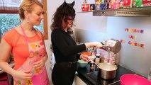Salade Poulet&Mangue ♡ Cuisine Game of Thrones ♡ Virginie fait sa cuisine [15]