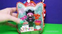LALALOOPSY - Nickelodeon Lalaloopsy Boo Scaredy Cat a Lalaloopsy Video Toy Review full
