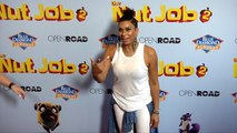 "Laura Govan ""The Nut Job 2: Nutty by Nature"" Premiere Red Carpet"