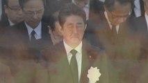 """72 ans après """"Little Boy"""", Hiroshima se souvient"""