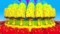 Apprendre les couleurs avec doux de la glace crème pour enfants enfants les tout-petits couleurs pour enfants à Apprendre