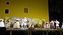"""Actuació del grup de danses de Sueca,L'Almogàver,al Festival Folklòric""""Vila de Biar"""" dissabte 29-7- 2017 [2]"""