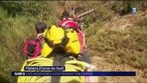 Incendies : 250 pompiers toujours mobilisés en Corse-du-Sud