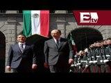 Primer Ministro de Italia, Enrico Letta, visita México / EPN recibe al Primer Ministro de Italia
