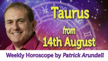 Taurus Weekly Horoscope from 14th August - 21st August 2017