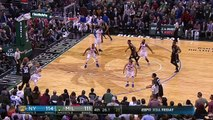 Joakim Noah Dunks on The Greek Freak! Giannis Antetokounmpo Knicks vs Bucks