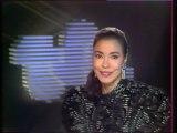 """TF1 - 9 Novembre 1986 - Bande annonce hebdo, speakerine, générique """"Le Cinéma Du Dimanche Soir"""", jingle """"UGC"""""""