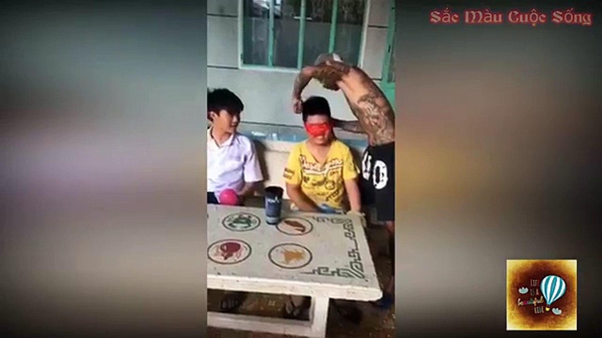 Clip Hài | Những tình huống Troll bá đạo khiến bạn cười chảy cả nước mũi