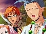 Anime Fushigi Yuugi OVA 3 Episode 4 END انمي اللعبة الغامضة الاوفا 3 ألأخير الحلقة 4 ألأخي