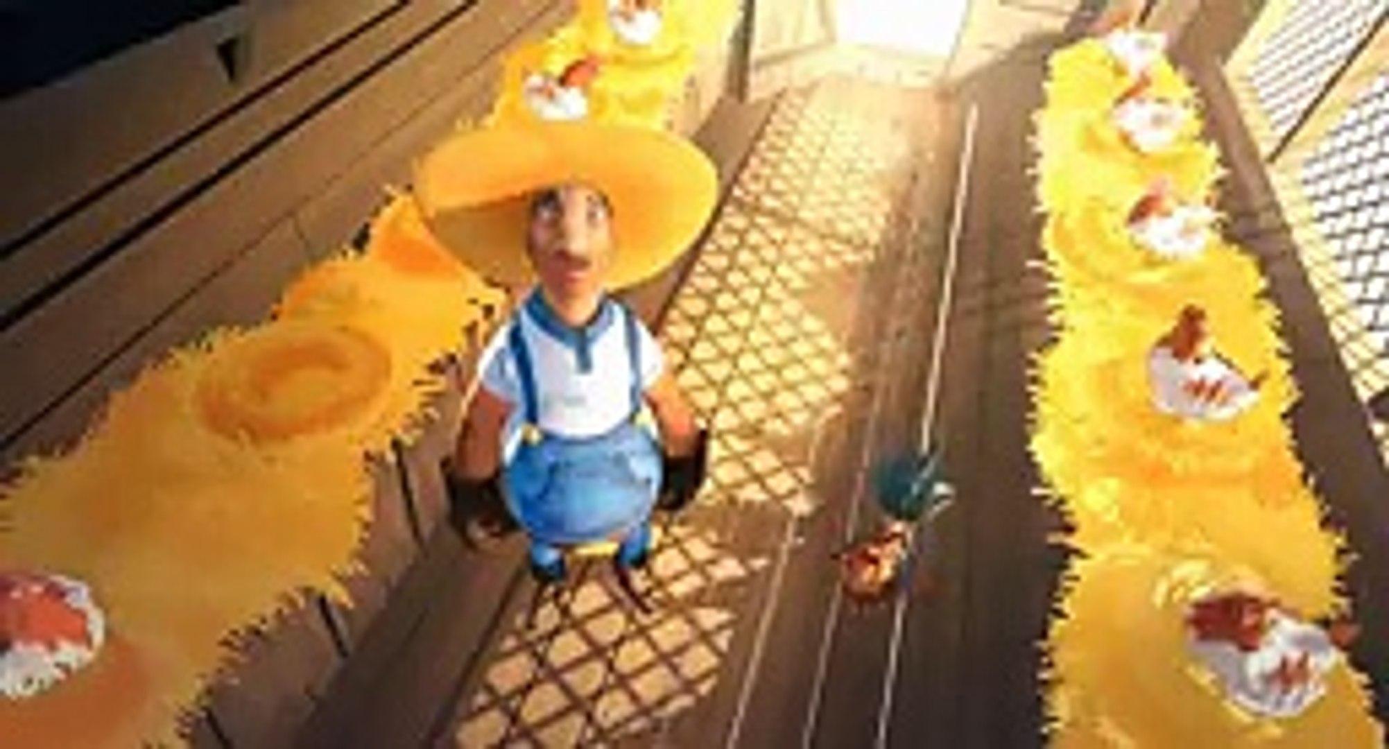 Funny 3D Animation Short Film For Kids -