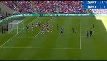 Victor Moses Goal HD - Arsenal 0-1 Chelsea 06.08.2017 FA Community Shield