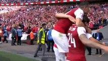 Sead Kolasinac Goal    Arsenal vs Chelsea 1-1    6/8/2017 HD