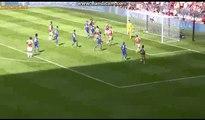 Sead Kolasinac Goal HD - Arsenal 1-1 Chelsea - 06.08.2017