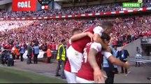 Sead Kolasinac  Goal HD - Arsenal1-1Chelsea 06.08.2017