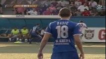 FK Krupa - FK Sloboda / Sporna situacija - Igra rukom