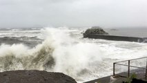 Typhoon Noru brings heavy rain, strong winds to southwest Japan