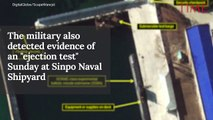 The U.S. Military Has Detected 'Highly Unusual' Levels Of North Korean Submarine