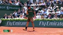 Andy Murray v Kei Nishikori Highlights Mens Quarterfinals 2017 | Roland Garros