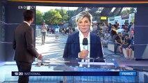 Paris : un homme en garde à vue après une attaque à l'arme blanche au pied de la tour Eiffel