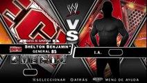 WWE SmackDown vs RAW 2010 Jeff Hardy vs Matt Hardy