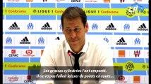 Garcia a apprécié Germain et explique pour Payet
