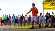 Now THIS is as close to an ACE as you can get! | Paul McBeth