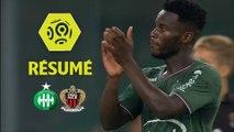 AS Saint-Etienne - OGC Nice (1-0)  - Résumé - (ASSE-OGCN) / 2017-18