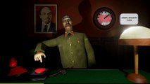 Calm Down Stalin Blowing Up The World!? SO MUCH STRESS!!! Calm Down Stalin Gameplay Highli