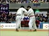 JUDO 1994 Jigoro Kano Cup: Hidehiko Yoshida (JPN) Yoshio Nakamura (JPN)