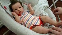 Bebé frijoles frijoles frijoles muñeca gelatina silicona silicona chivatos all4reborns