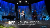 Dolly Parton & Kenny Rogers Islands in the Stream (Smoky Mountains Rise Telethon)| Dolly03
