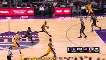 Lakers Comeback Down 19! Los Angeles Lakers vs Sacramento Kings 11 10 2016