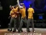 BBOY Battle of the Year  2005  Break Dance