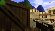 Counter-Strike v1.6 gameplay with Hard bots - Italy - Counter-Terrorist (Old - 2014)